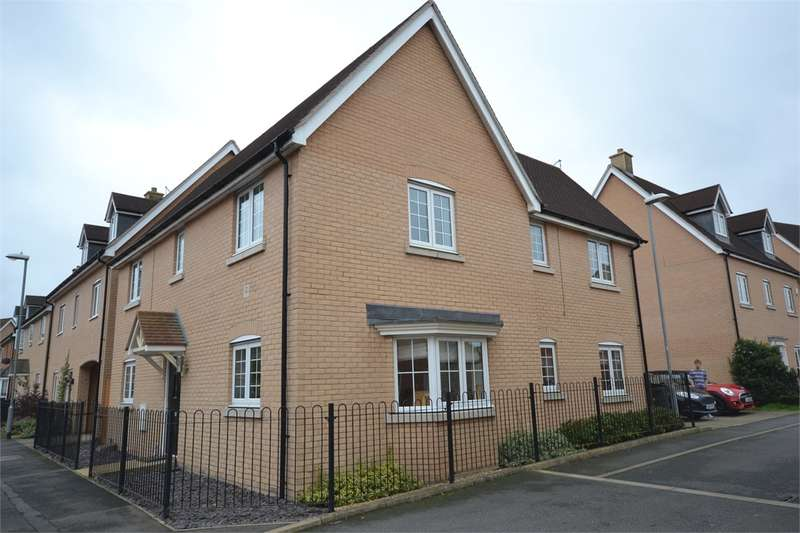 4 Bedrooms Detached House for sale in Hampton Road , Stansted Mountfitchet