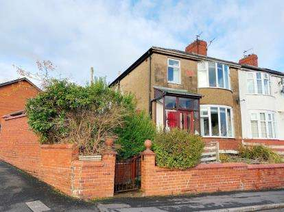 3 Bedrooms Semi Detached House for sale in Eldon Road, Off Shear Brow, Blackburn, Lancashire, BB1
