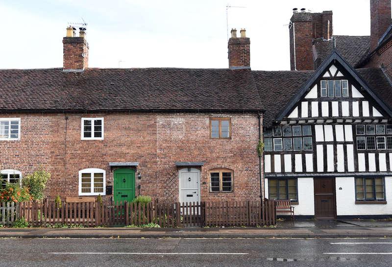 2 Bedrooms Terraced House for rent in Beales Corner, Bewdley,