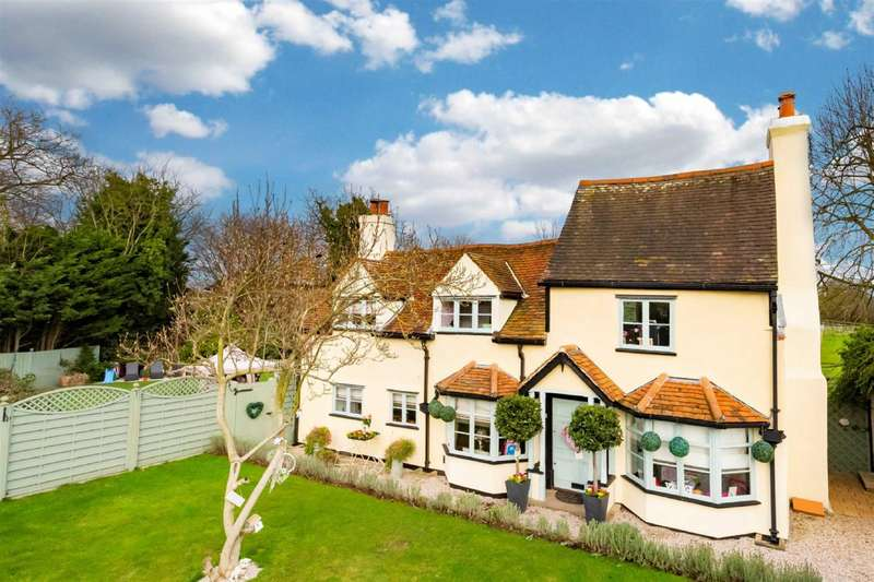 3 Bedrooms Detached House for sale in Epping Road, Nazeing