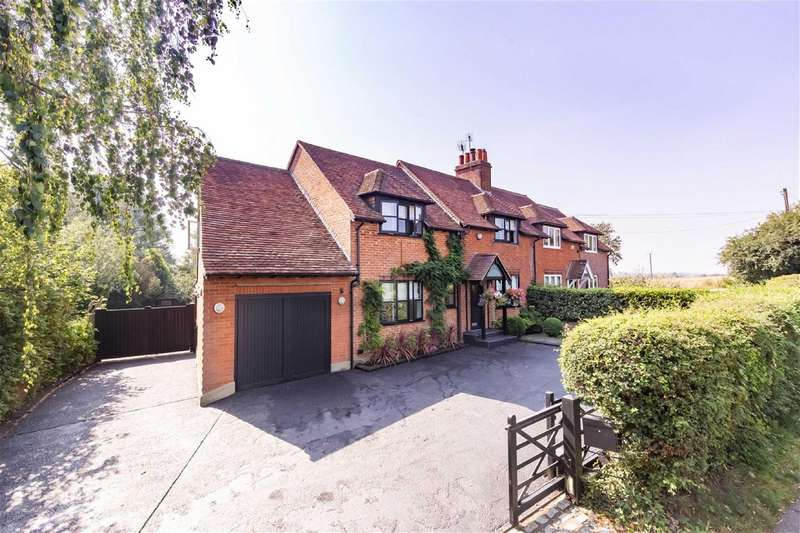 4 Bedrooms Semi Detached House for sale in Upland Road, Epping Upland