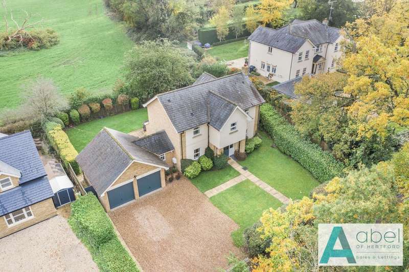 4 Bedrooms Detached House for sale in Henderson Place, Epping Green, Hertfordshire, SG13