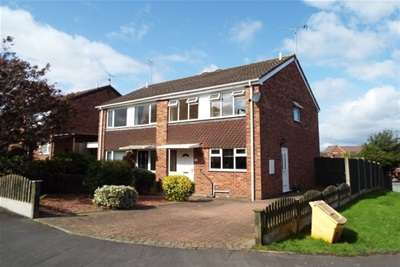 3 Bedrooms House for rent in 36 Marlborough Way, Uttoxeter