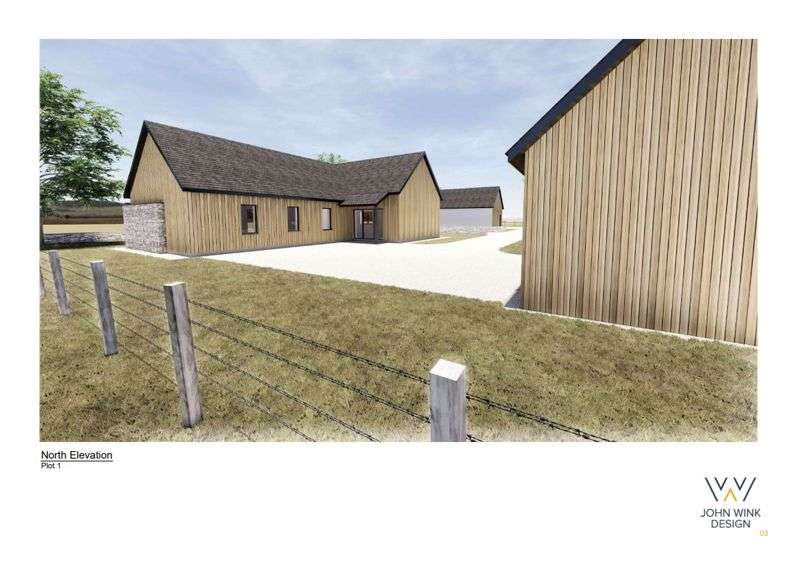 Property for sale in Lumphanan, Banchory