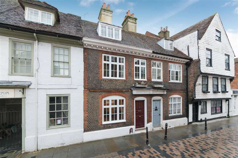 3 Bedrooms Terraced House for sale in Best Lane, Canterbury