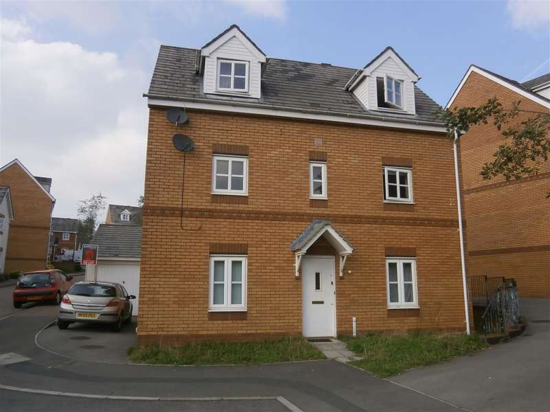 4 Bedrooms Town House for rent in Ragnall Close, Cardiff