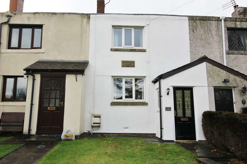 2 Bedrooms House for sale in Burnlea Grove, Alma Row, Hoghton, Preston, PR5