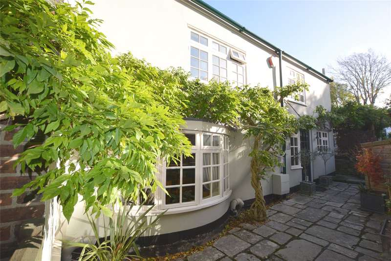 2 Bedrooms Detached House for sale in High Street, Lymington, Hampshire, SO41