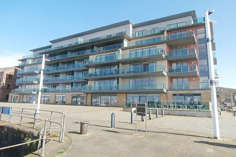 2 Bedrooms Apartment Flat for sale in Pears House, Duke Street, Whitehaven, Cumbria, CA28