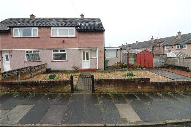 2 Bedrooms Semi Detached House for rent in Glendale Rise, Carlisle, Cumbria, CA2 6NJ