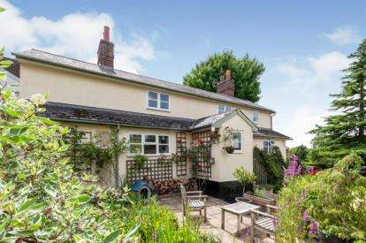 4 Bedrooms Link Detached House for sale in Great Chishill