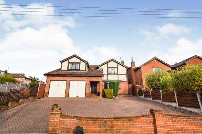 5 Bedrooms Detached House for sale in Crays Hill, Billericay, Essex
