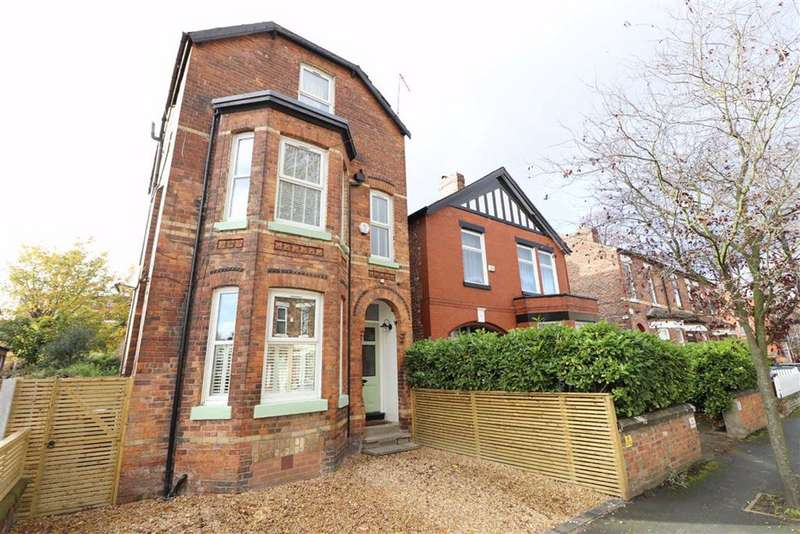 5 Bedrooms Detached House for sale in Keppel Road, Chorlton, Manchester, M21