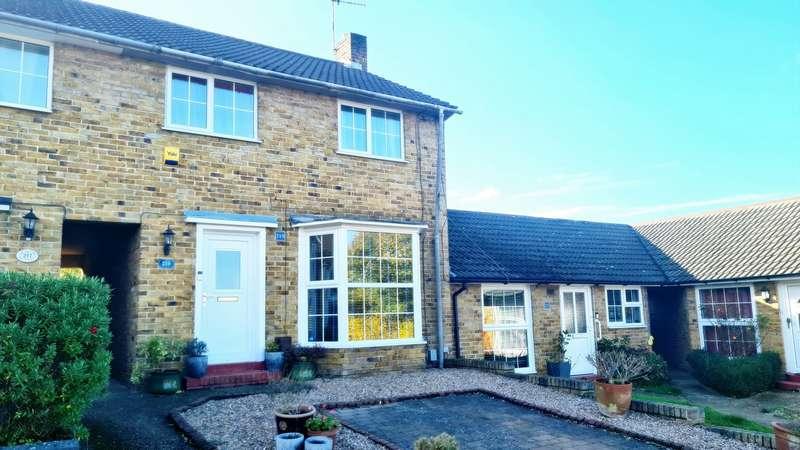 3 Bedrooms Terraced House for sale in Knightsfield, Welwyn Garden City, AL8