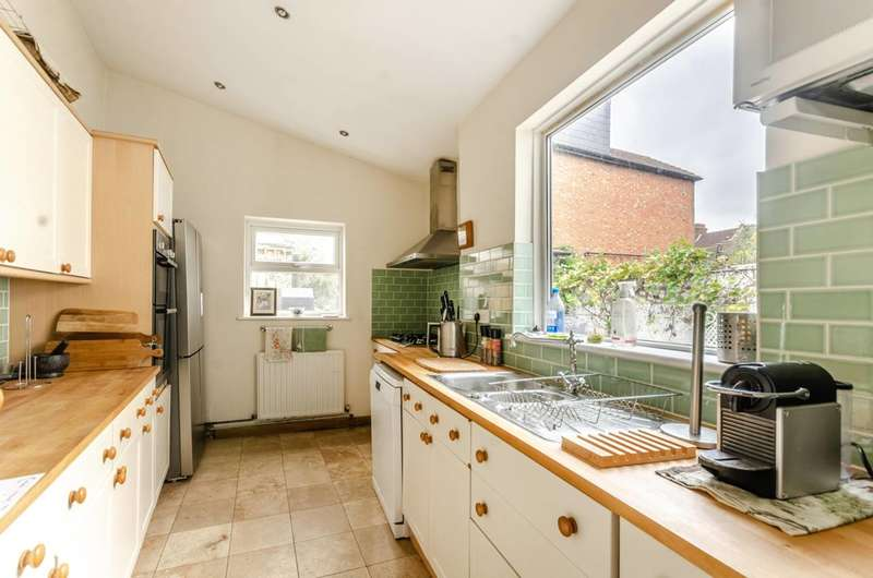 5 Bedrooms End Of Terrace House for sale in Cannon Hill Lane, Wimbledon, SW20
