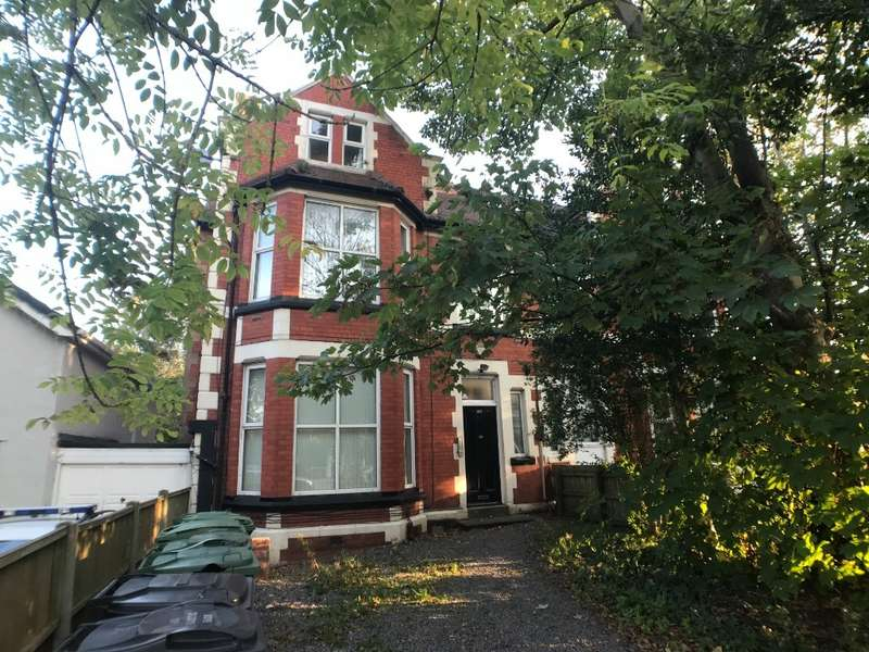 1 Bedroom Flat for rent in Park Road North, Birkenhead, Wirral, CH41