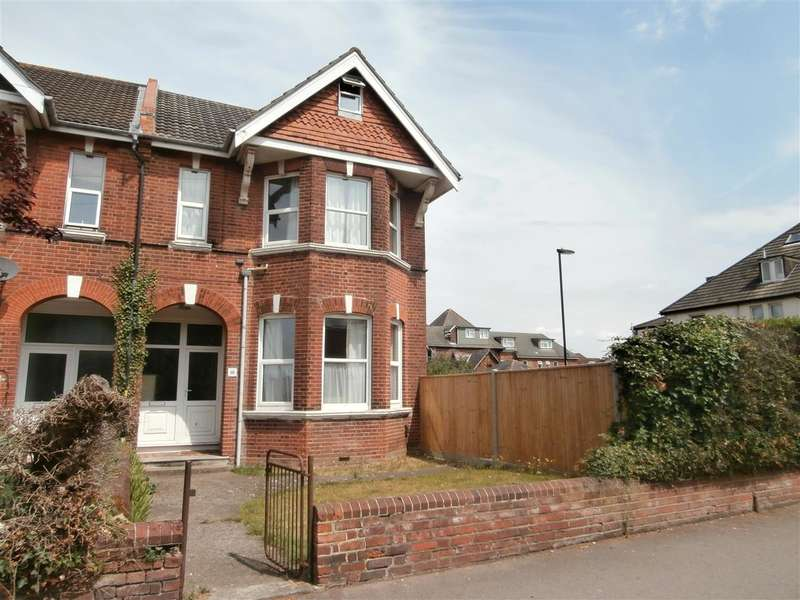 7 Bedrooms Semi Detached House for rent in Howard Road, Southampton