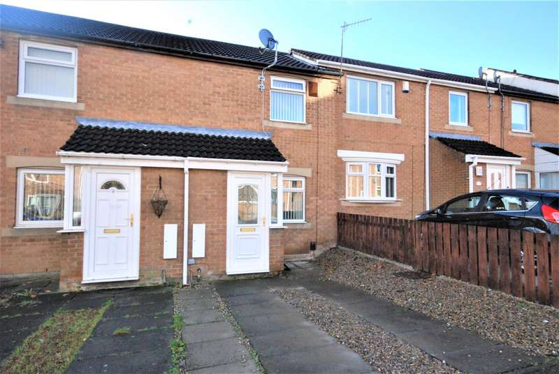 2 Bedrooms Terraced House for sale in Victoria Street, Dunston