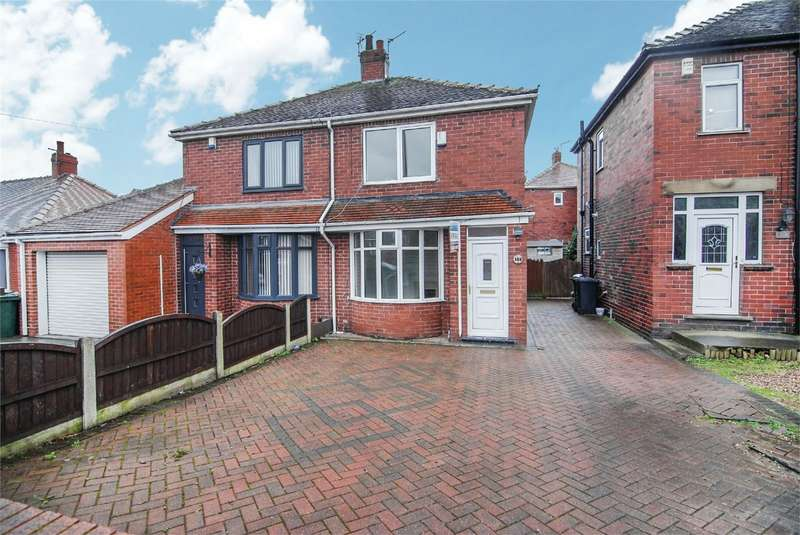 2 Bedrooms Semi Detached House for sale in Dodworth Road, BARNSLEY, South Yorkshire