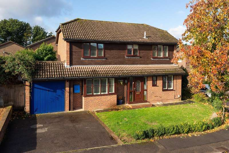 4 Bedrooms Detached House for sale in Beauworth Park, Maidstone, ME15