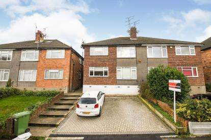 2 Bedrooms Maisonette Flat for sale in Great Warley, Brentwood, Essex