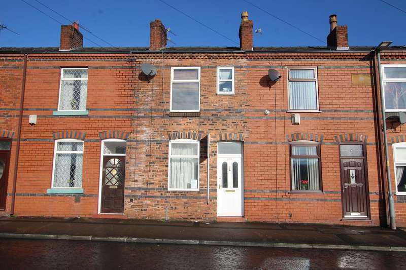 3 Bedrooms Terraced House for sale in Heath Road, Ashton-in-Makerfield, Wigan, WN4