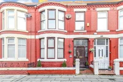 3 Bedrooms House for rent in Deansburn Road, Liverpool, L13