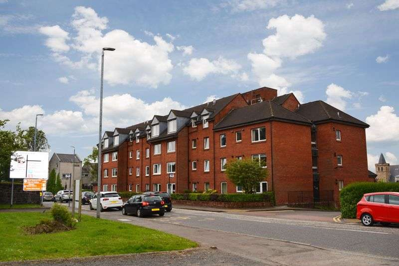 1 Bedroom Property for sale in Homebrae House, Glasgow, G62 8DN