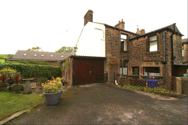 3 Bedrooms Terraced House for sale in Church Street, Trawden, Colne, BB8