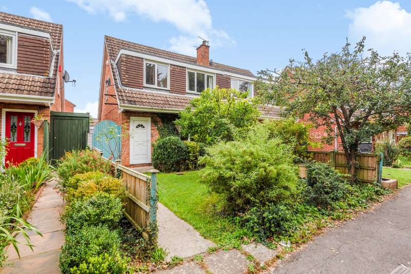 3 Bedrooms Semi Detached House for sale in Yew Tree Close, Wymans Brook, Cheltenham, GL50