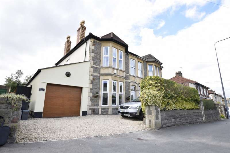 4 Bedrooms Semi Detached House for rent in Soundwell Road, BRISTOL, BS16