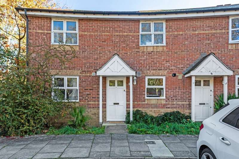 3 Bedrooms End Of Terrace House for sale in Stowage, London SE8