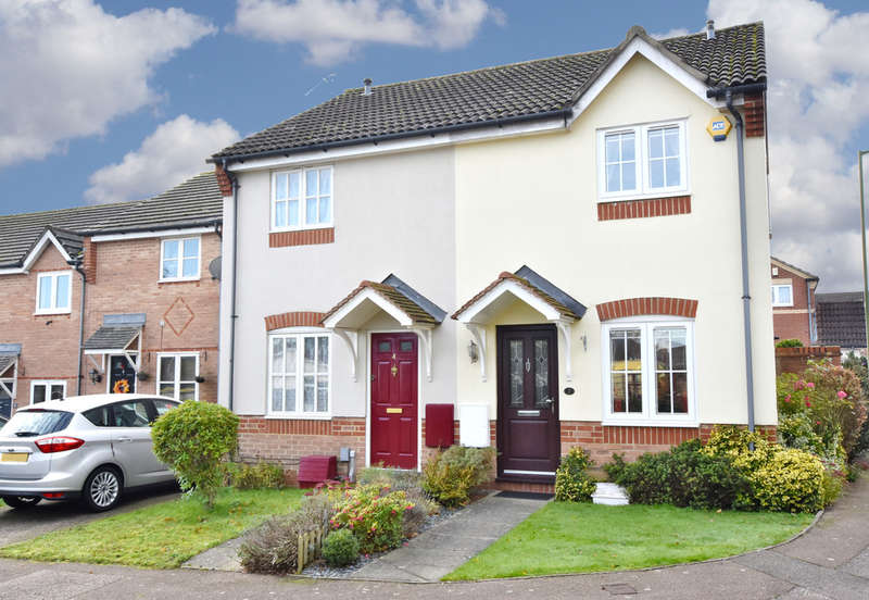 2 Bedrooms Semi Detached House for sale in Loweswater Close, Watford