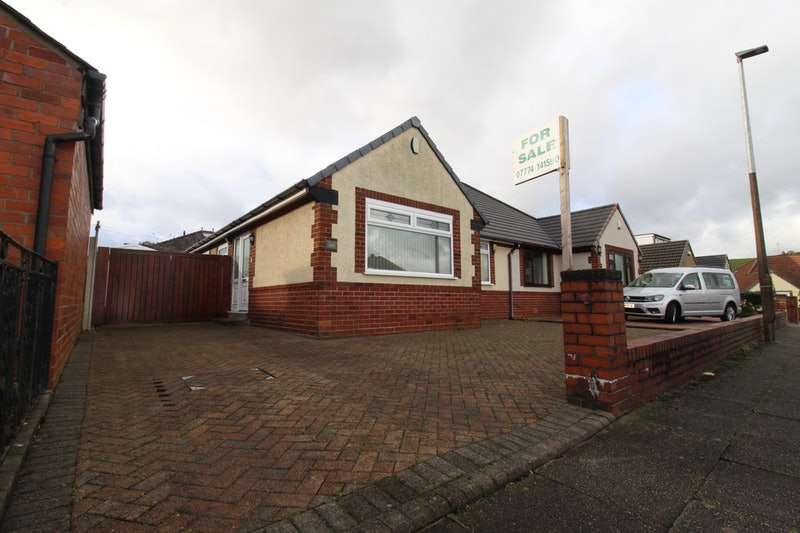 2 Bedrooms Bungalow for sale in Broadbent Drive, Bury, Greater Manchester, BL9
