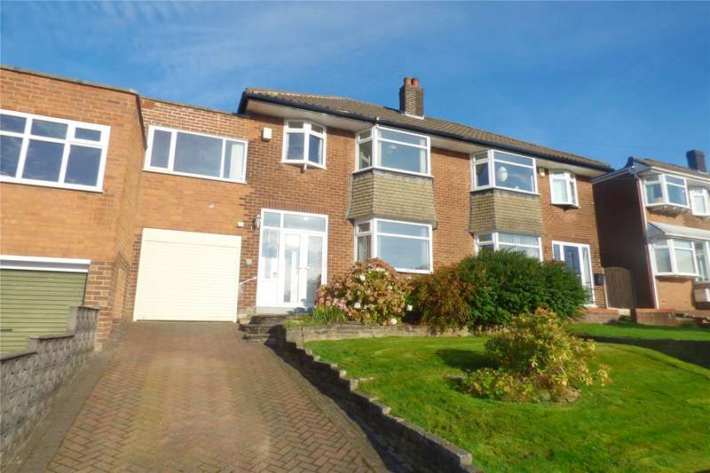 4 Bedrooms Semi Detached House for sale in Malvern Road, Alkrington, Middleton, Manchester, M24