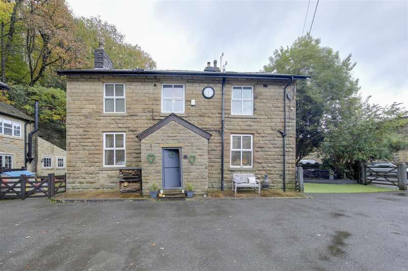 3 Bedrooms Semi Detached House for sale in Farm Cottages, Stubbins, Ramsbottom, Bury