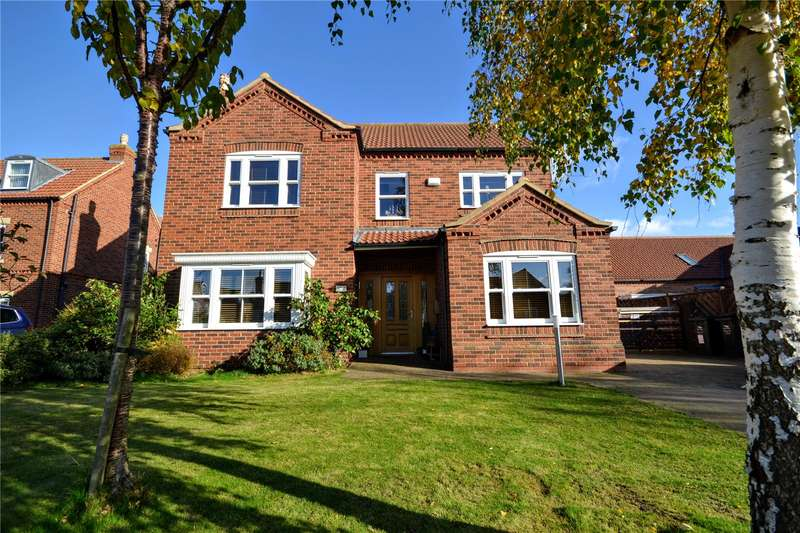 5 Bedrooms House for sale in Church View, Tetney, DN36
