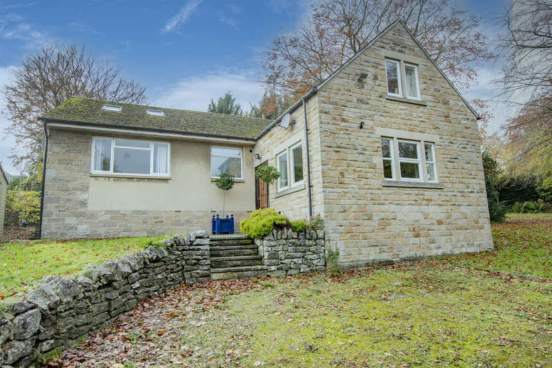 5 Bedrooms Detached House for sale in Garden House, Stanedge Road, Bakewell