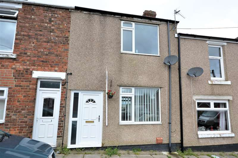 3 Bedrooms Terraced House for rent in Gurlish West, Coundon, Bishop Auckland, DL14 8PN