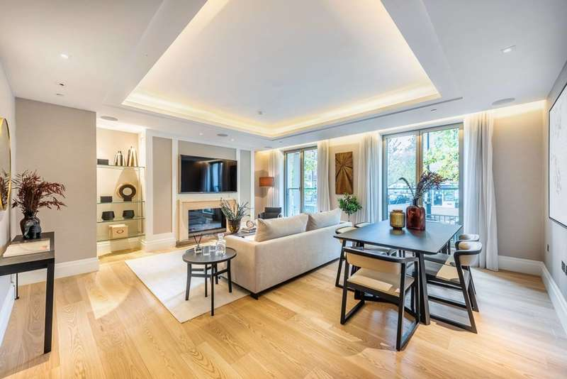 3 Bedrooms Flat for rent in Ebury Square, Belgravia, SW1W