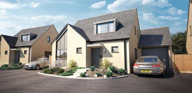 3 Bedrooms Detached House for sale in South Hill Road, Callington, Cornwall