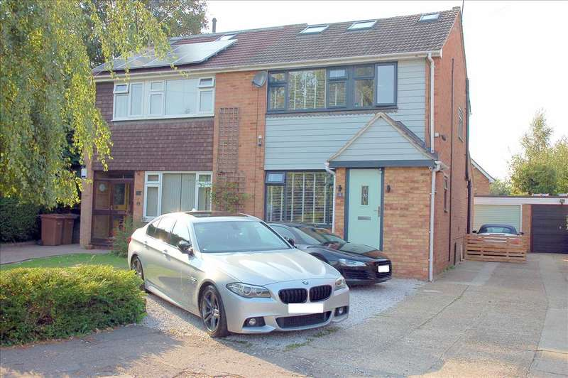 4 Bedrooms Semi Detached House for sale in St. Marys Close, Great Baddow, Chelmsford