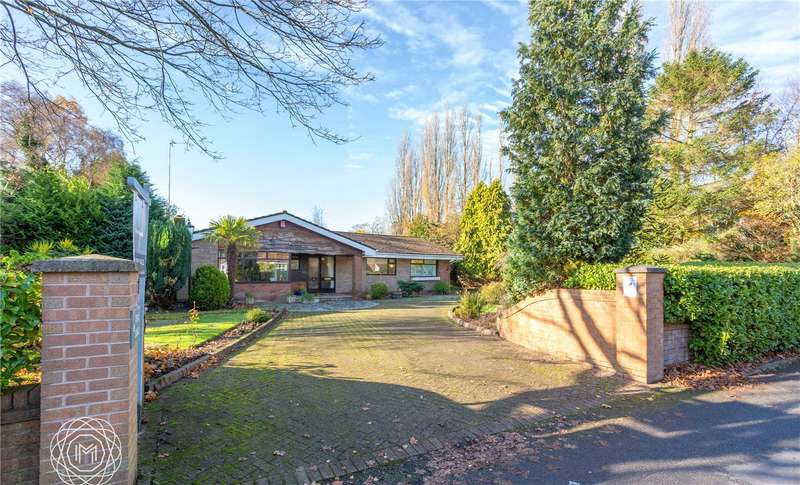 5 Bedrooms Detached Bungalow for sale in Hand Lane, Leigh, Greater Manchester, WN7