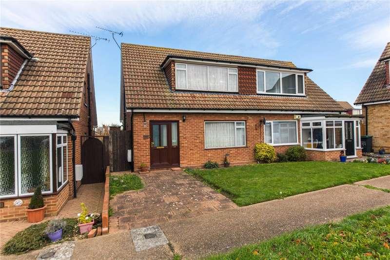 2 Bedrooms Semi Detached House for sale in Havisham Road, Chalk, Kent, DA12