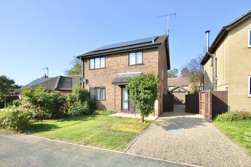 4 Bedrooms Detached House for sale in Exning, Suffolk