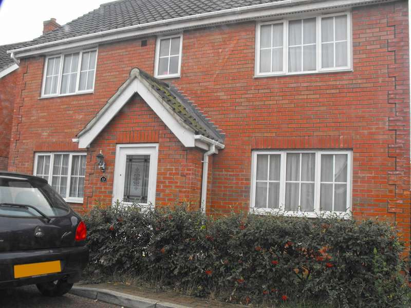 5 Bedrooms Detached House for rent in Tizzick Close, Norwich, NR5