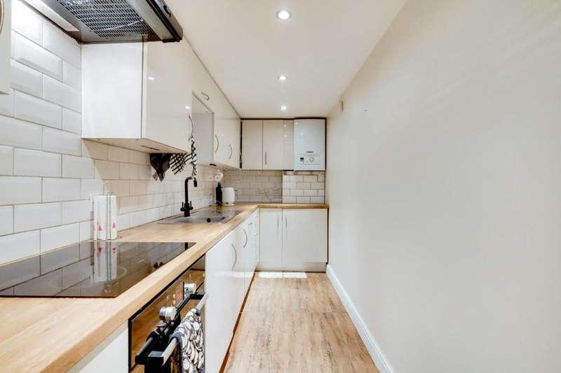 2 Bedrooms Flat for rent in Old Devonshire Road, Balham, SW12