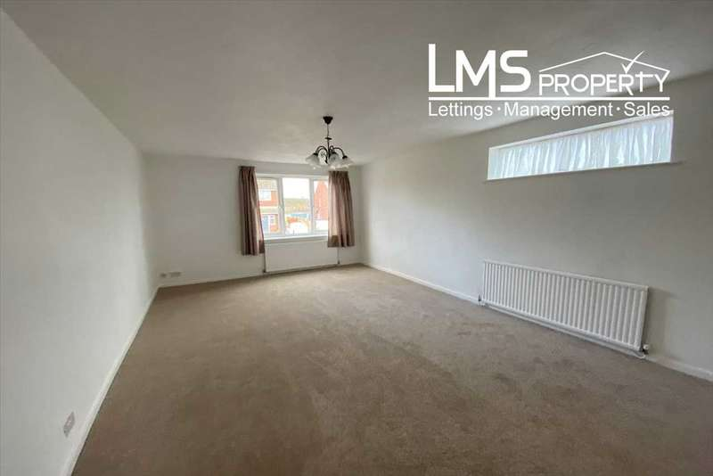 1 Bedroom Flat for rent in Delamere Street, Winsford