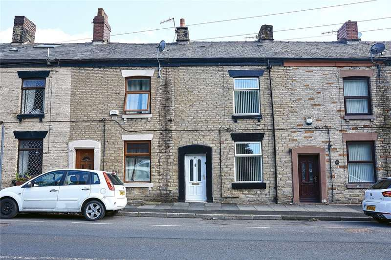 3 Bedrooms Terraced House for sale in Manchester Road, Mossley, OL5