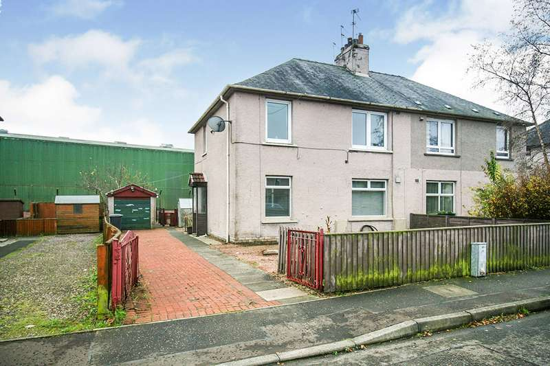 1 Bedroom Flat for sale in King Edward Street, Markinch, KY7